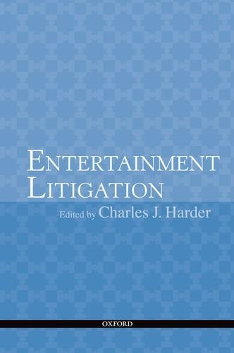 Entertainment Litigation
