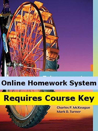 CengageNOW for McKeague/Turner's Trigonometry, 6th Edition