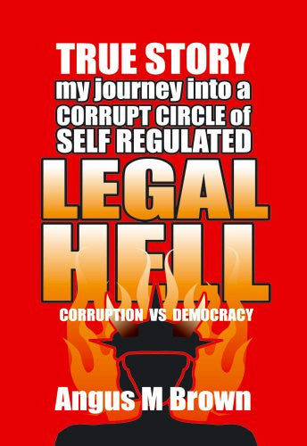 Legal Hell: Corruption vs Democracy