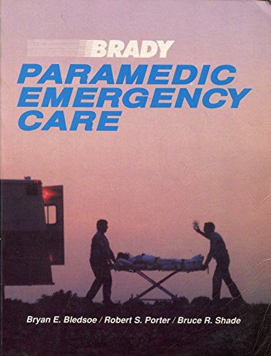 Brady Paramedic Emergency Care
