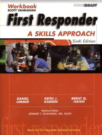 First Responder: ASA Workbook (6th Edition)