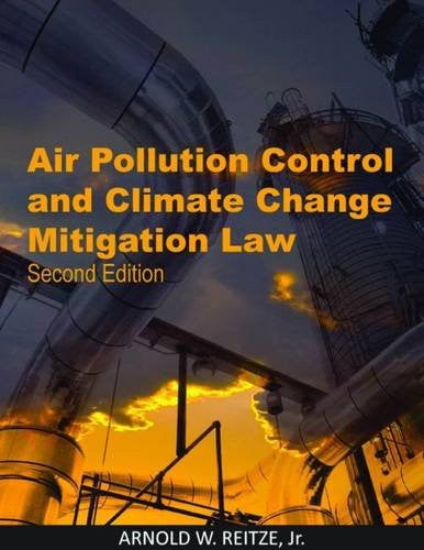 Air Pollution Control and Climate Mitigation (Environmental Law Institute)