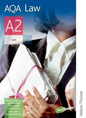 AQA Law A2: Student's Book