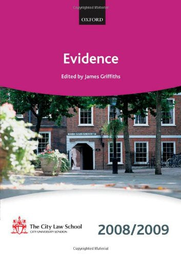 Evidence 2008-2009: 2008 Edition (Blackstone Bar Manual)