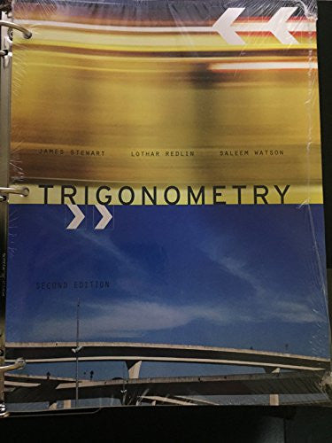 TRIGONOMETRY 2ND EDITION (Loose Leaf)