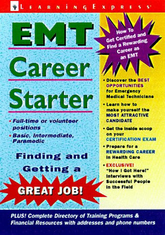 EMT Career Starter