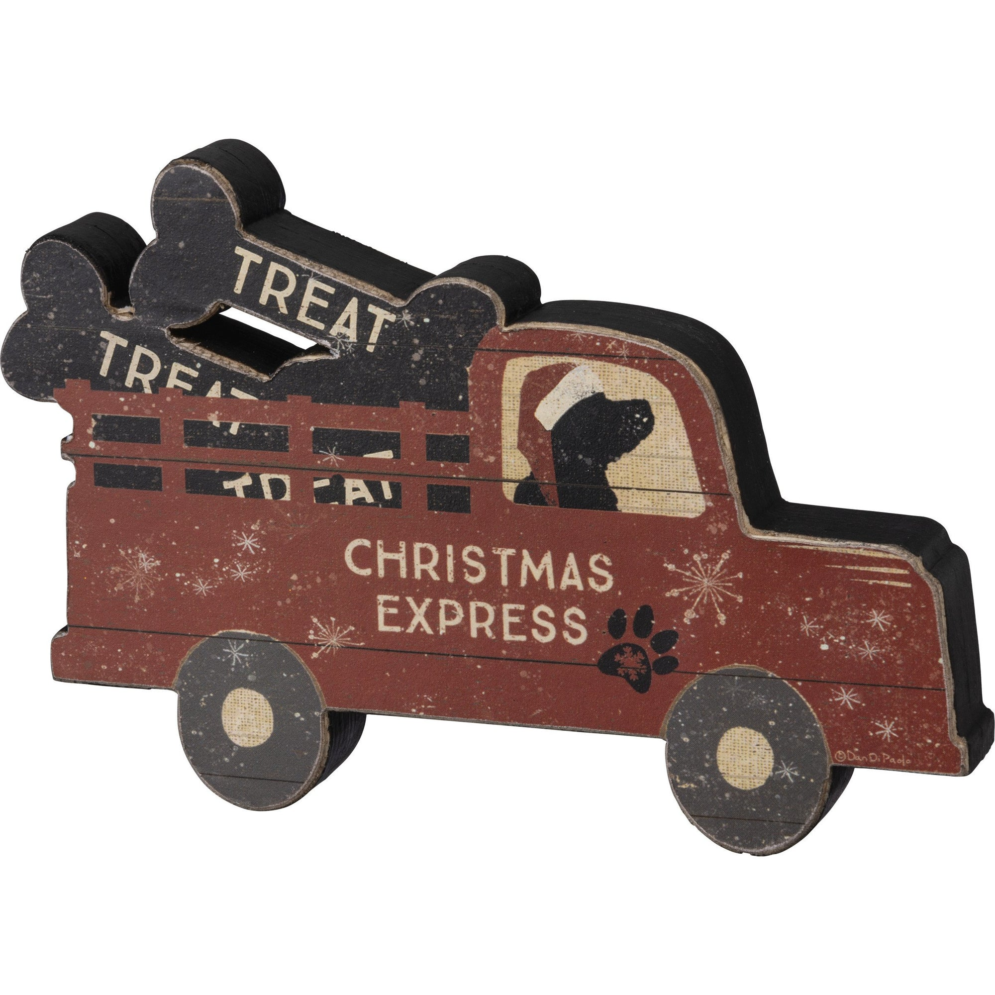 Primitives by Kathy - Chunky Sitter, Christmas Express