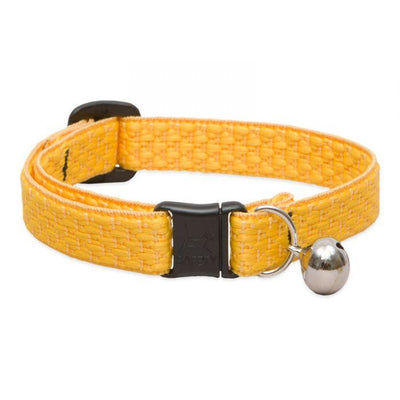 LupinePet Eco Cat Safety Collar with Bell