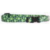 Yellow Dog Design 4 Leaf Clover Dog Collar
