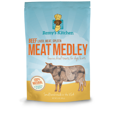 Remy's Kitchen Beef Medley Treats