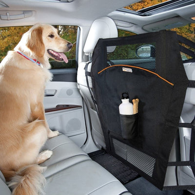 Kurgo Backseat Dog Barrier, Black
