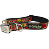 Cycle Dog Flower Spring Floral Dog Collar