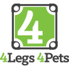 Premium Tweed Pet Cots by 4Legs4Pets