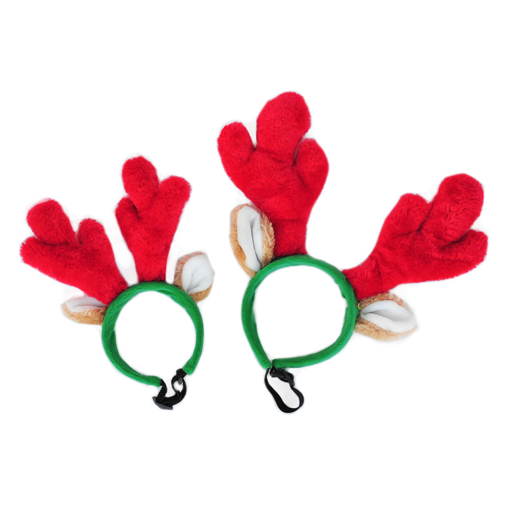 ZippyPaws Holiday Antlers
