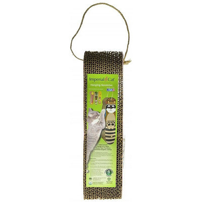 IMPERIAL CAT VALENTINE'S HANGING SCRATCHER WITH CATNIP