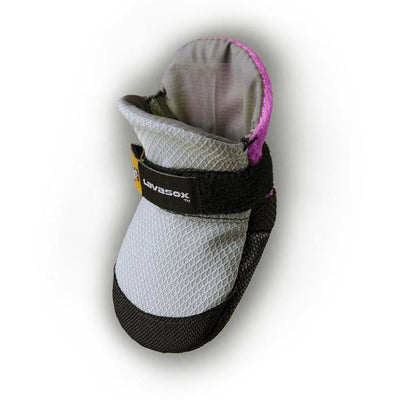 Summer Dog Boots in Pink Sorbet by LavaSox