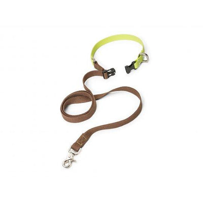 Jaunts Dog Leash with Comfort Grip by West Paw