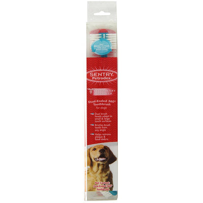 Sentry Petrodex Toothbrush for Dogs
