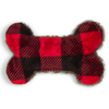 West Paw Merry Holiday Bone Toys