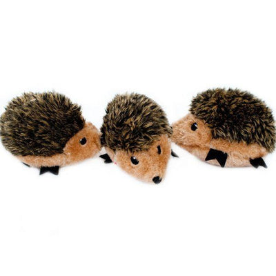 ZippyPaws Burrows Miniz - Hedgehogs