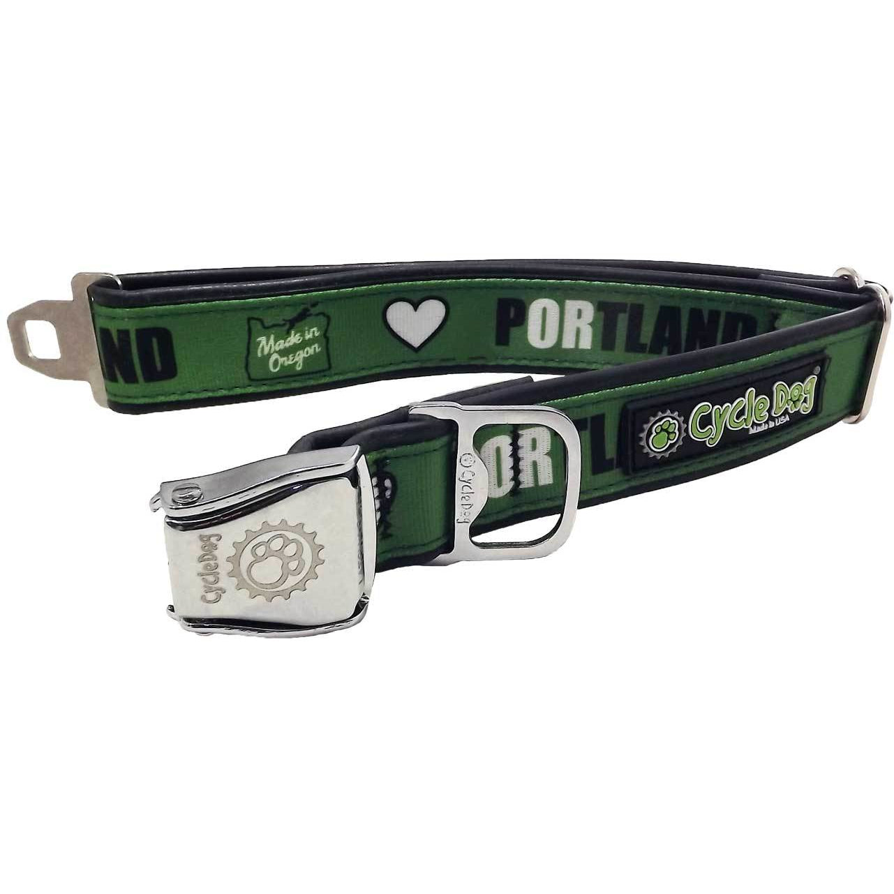 Cycle Dog Portland Love Dog Collar