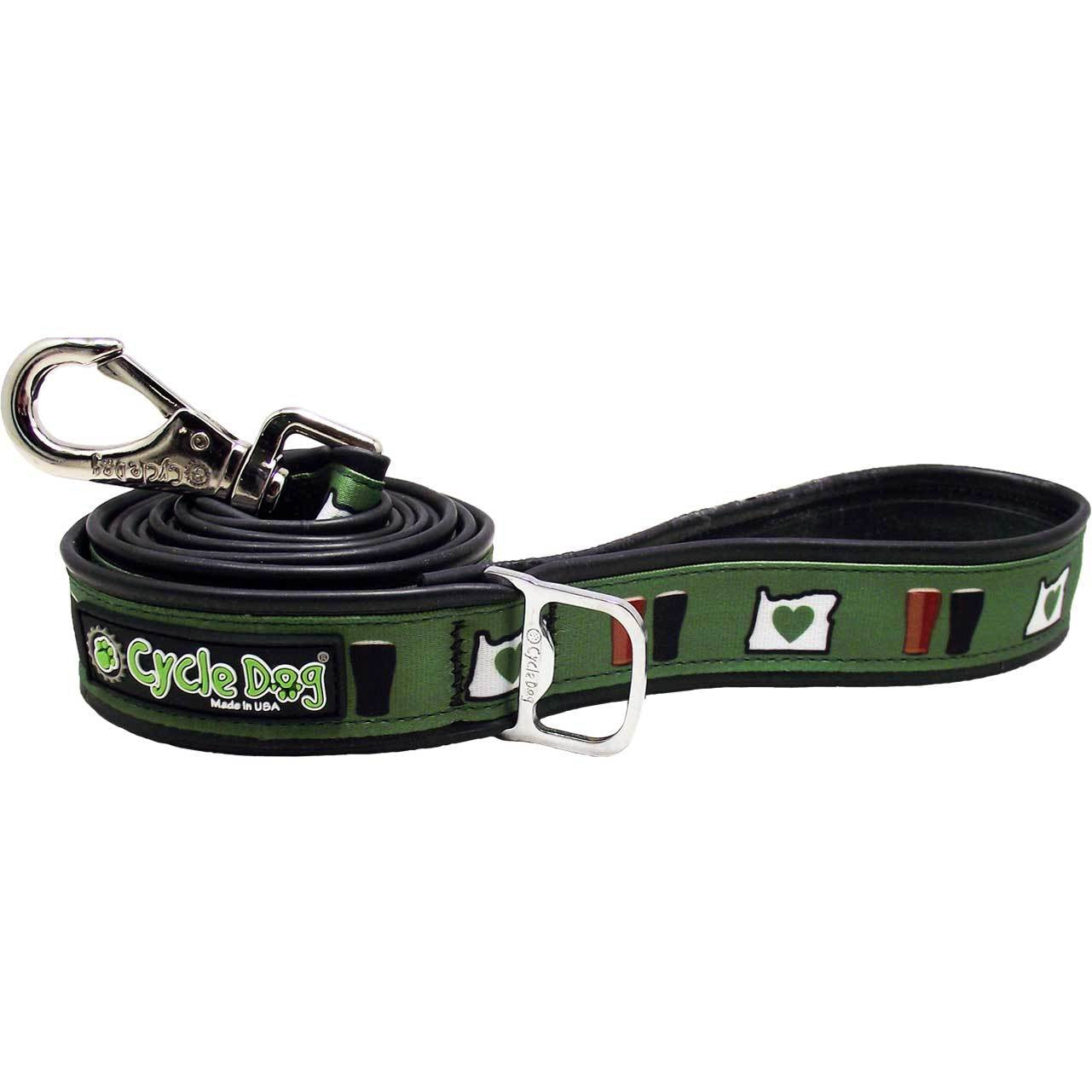 Cycle Dog Oregon Love Dog Leash
