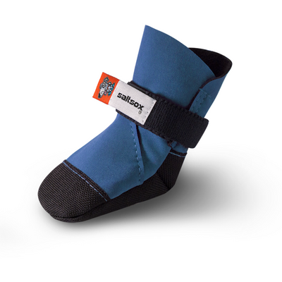 SaltSox Winter Dog Boots, Arctic Blue
