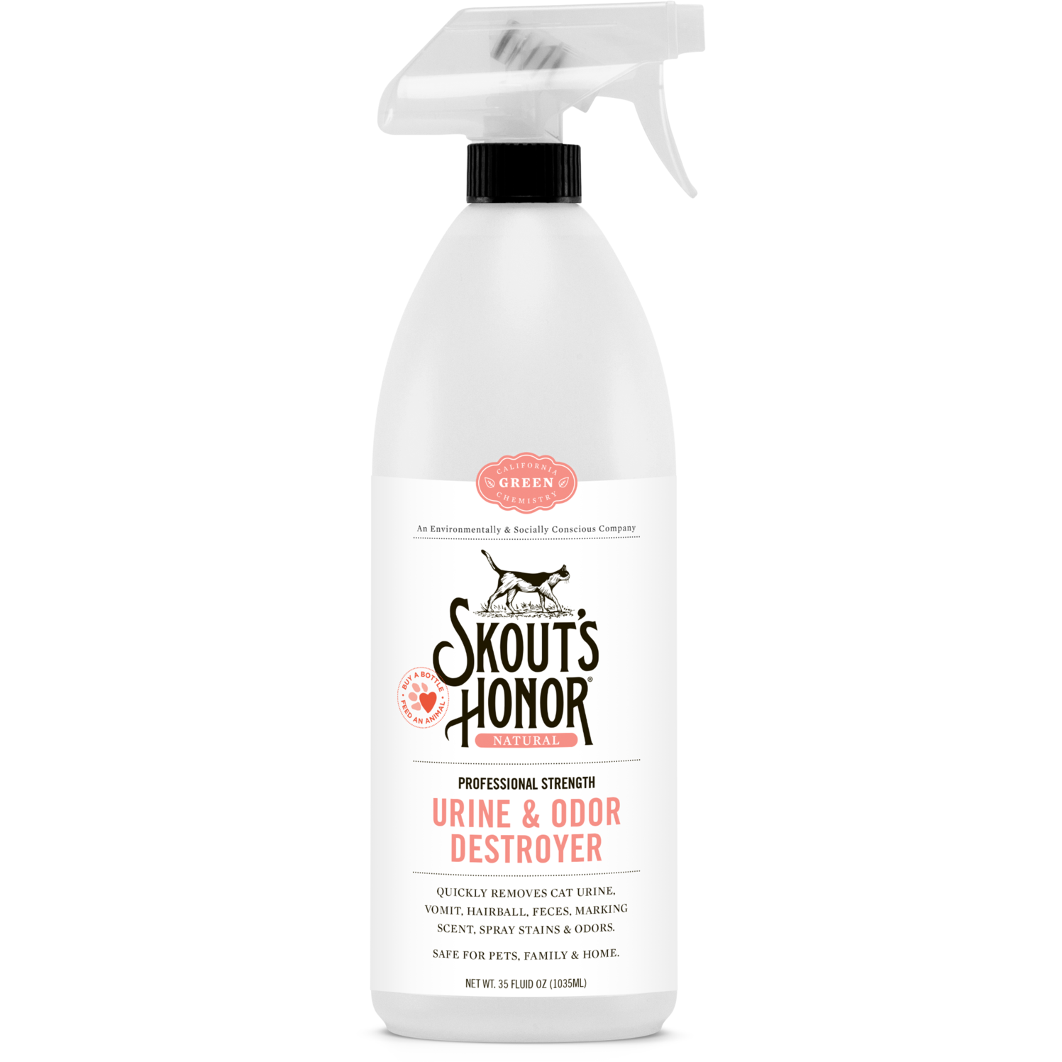 Skout's Honor Urine & Odor Destroyer
