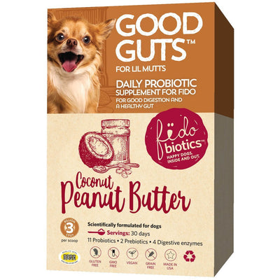 Good Guts for Lil Mutts - Daily Probiotic Supplement For Dogs