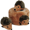 ZippyPaws Hedgehog Den Burrow Toy