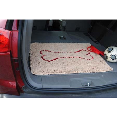 Soggy Doggy Super Absorbent Doormat, Large Beige