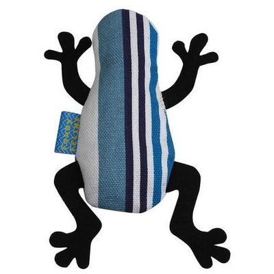 Doggles Catnip Toy Frog