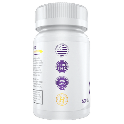Medterra CBD Good Morning Capsules