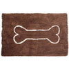 Soggy Doggy Super Absorbent Doormat, Large Dark Chocolate