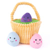 *Coming Soon* ZippyPaws Easter Egg Basket Burrow