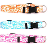 Yellow Dog Design Island Floral Dog Collars