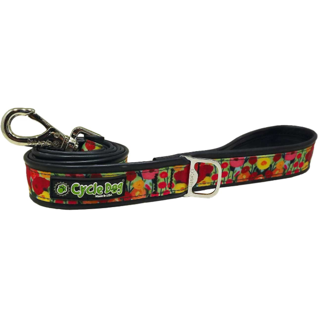Cycle Dog Flower Spring Floral Dog Leash