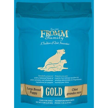 Fromm Gold Dog Food - Large Breed Puppy