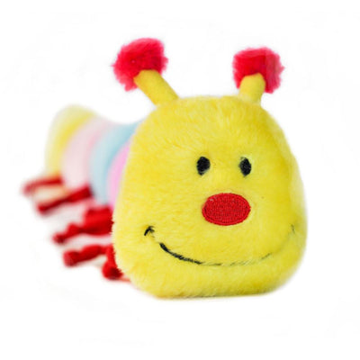 ZippyPaws Caterpillar Toys
