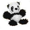 Mighty Microfiber Ball Parker Panda