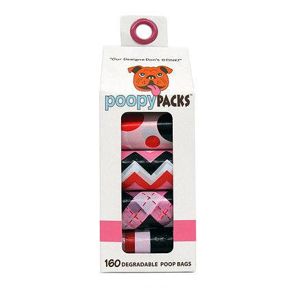 Metro Paws-Poopy Packs® in Pink