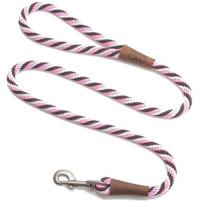 "Mendota Snap Dog Leash 1/2"" x 4'"