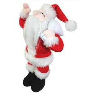 Mighty Arctic Santa Dog Toy