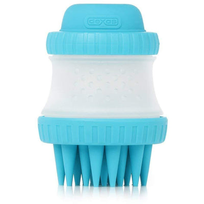 Dexas ScrubBuster - Silicone Dog Washing Brush