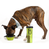 Snack DuO Hydration and Snack Container with Collapsible Pet Cup by Dexas