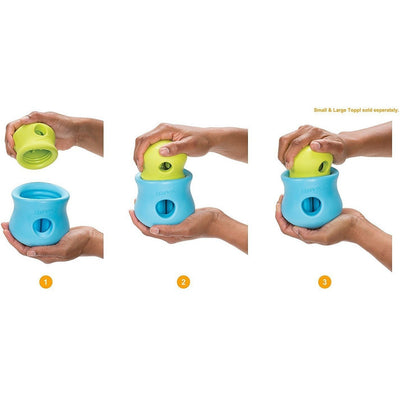 West Paw Toppl Interactive Dog Toy