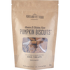 Grain & Gluten-Free Pumpkin Biscuit Dog Treats by Portland Pet Food Company