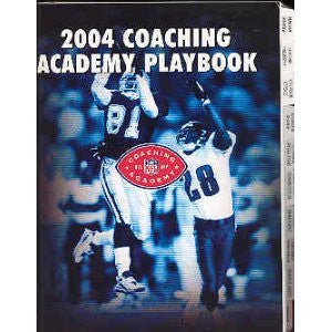NFL/NFF 2004 Coaching Academy Playbook (Coach's Playbook)