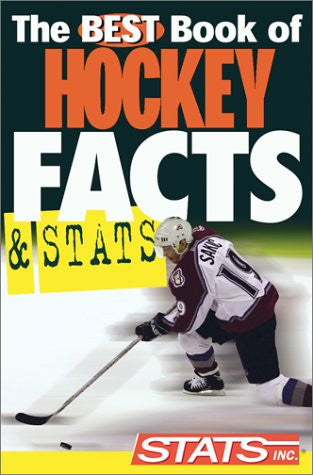 The Best Book of Hockey Facts and Stats