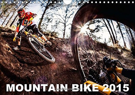 Mountain Bike 2015 by Stef. Cande / UK-Version: Some of the Best Pure Action Mountain Bike Pictures ! (Calvendo Sports)